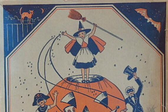 Vintage Halloween Costume, Vintage Skeleton Costu… - image 6