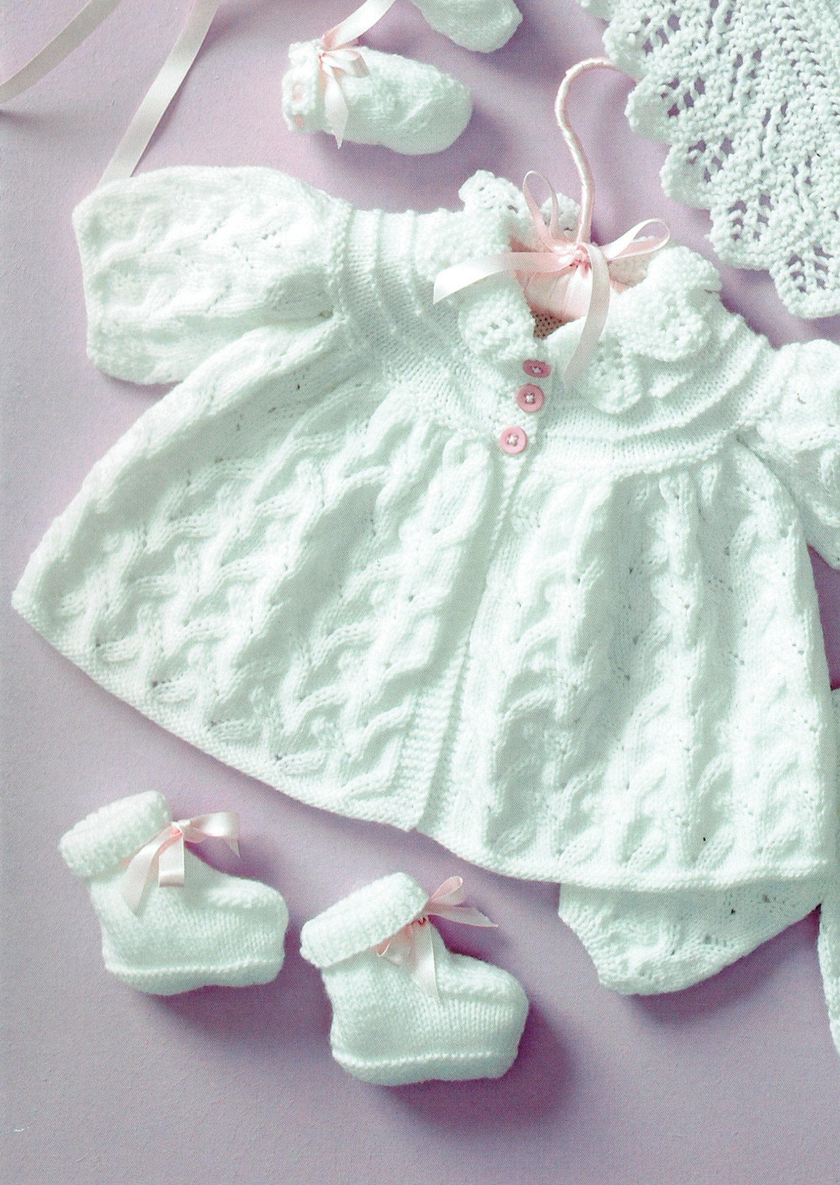 Excepcional Bebé Manta Patrones De Tejer Reino Unido Ornamento ...