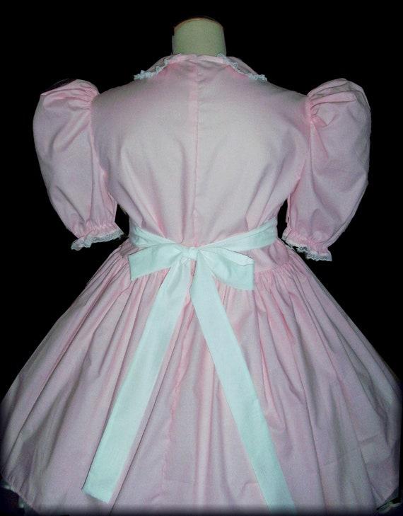 adult Sissy ABDL pink maid Baby Sissy Adult Dress Adult Sissy Crossdresser Adult dress Clothing Clothing Dress Sissy XqvExxA0w