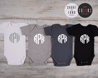 Personalized Baby Gift, Monogram Baby Gift, 12 Colors Available