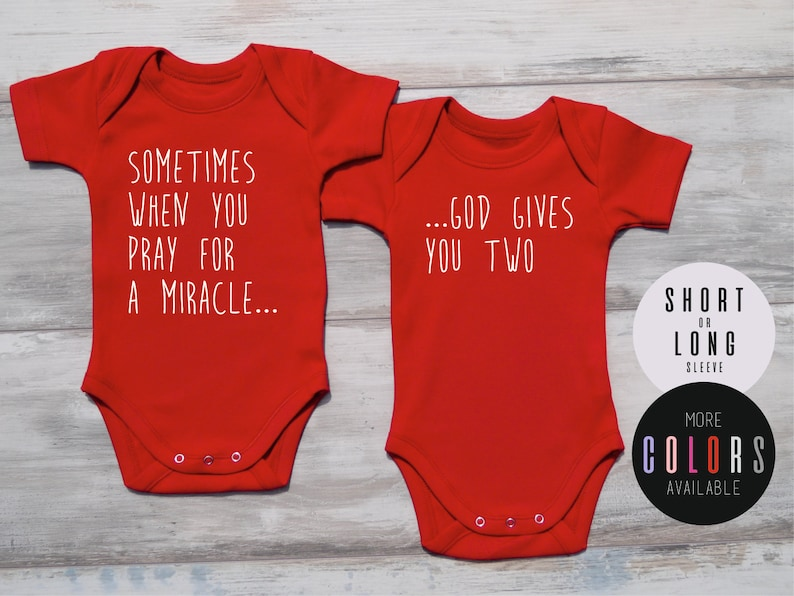 4b6681f40 CHRISTMAS TWIN GIFTS Sometimes When You Pray For a Miracle