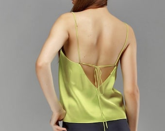 cee29739351d7 Italian silk blouse