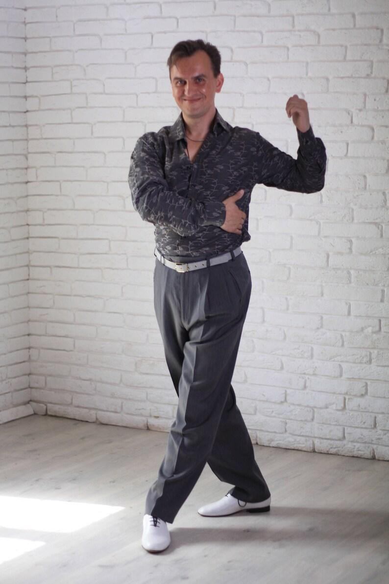 5d09290f183c4a Tango pantaloni pantaloni di tango uomini pantaloni di tango | Etsy