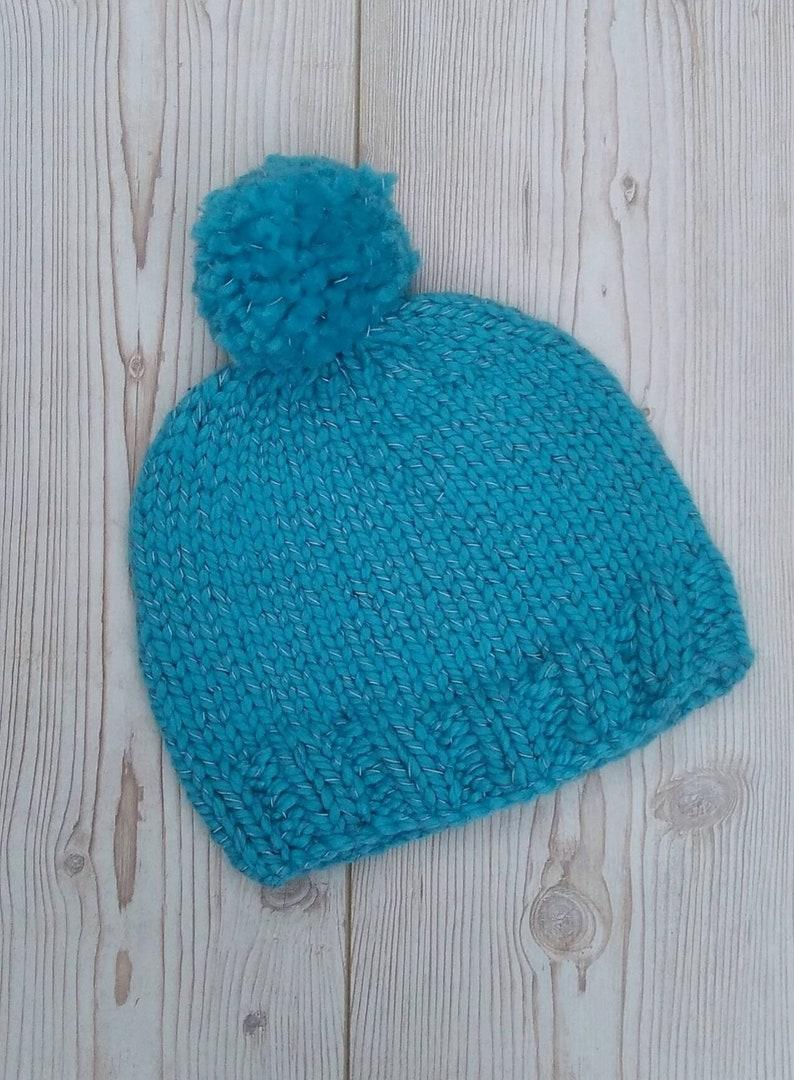4f413c5cec8ac Ladies Winter Hat Winter Bobble Hat Handmade Winter Hat