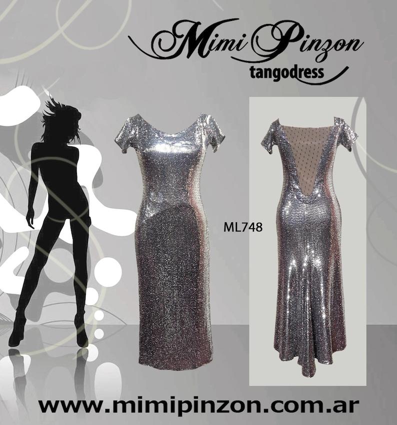 Tango Dresses Mimi Pinzon tango wear collection