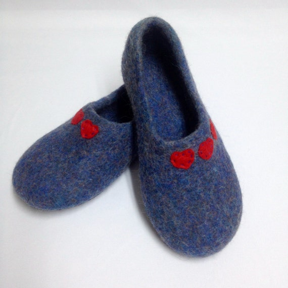 organic wool house Felted sheep Slippers gift Felted shoes Woman's Mom Gift slippers clogs Christmas wool for xHFdqqwX