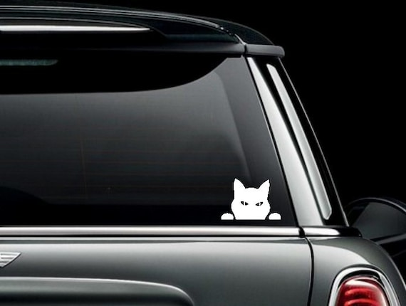 Peeping Family Decal Sticker for Macbook Laptop Car Window Truck SUV Jeep Door