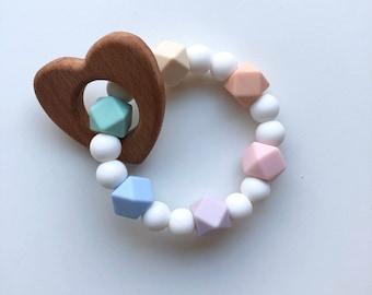 Heartthrob rattle