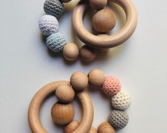 Crochet Rattle
