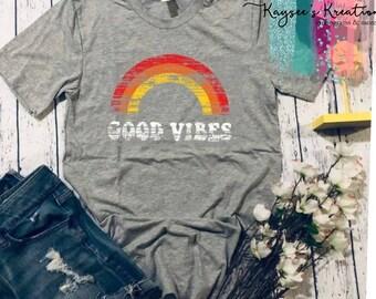 cd339f6c28a32 Good Vibes Shirt