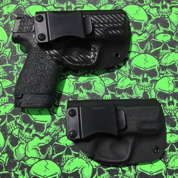 Kydex Trigger Guard for Walther P99C Compact Black