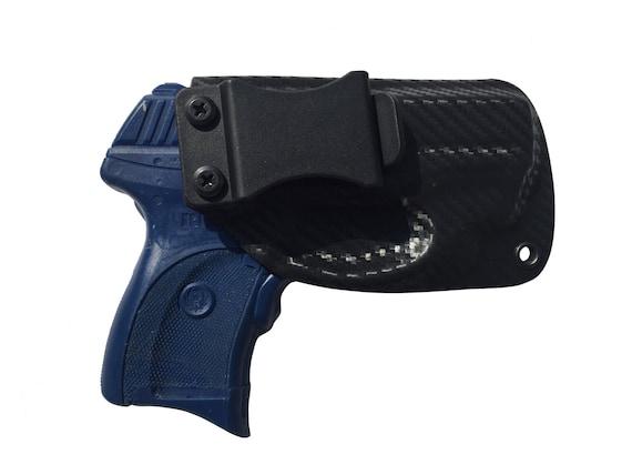 MADE IN USA Ruger LC380 LC9 w// Crimson TraceNylon OWB Belt Gun Holster