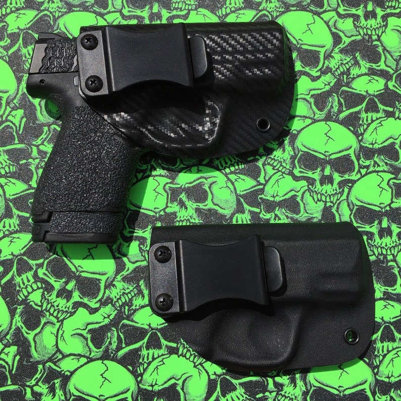 Kel Tec PF9 9mm Custom Kydex IWB Holster Nice & Slim Tactical CCW Concealed  Kydex Holster