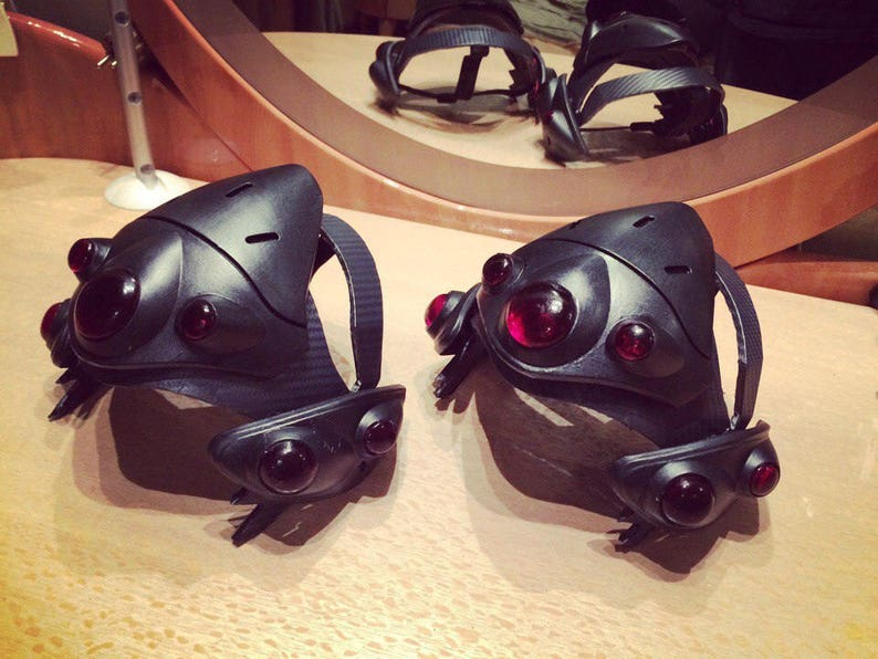 WidowMaker Helmet Mask from OverWatch The Game 3D printed image 0