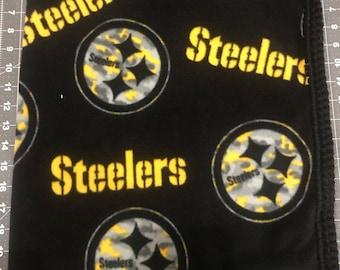 Steelers Baby Blanket
