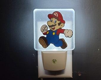 Nintendo Super Mario Night Light