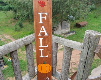 It's Fall y'all, Its fall, fall decor,  front porch sign, entry way sign