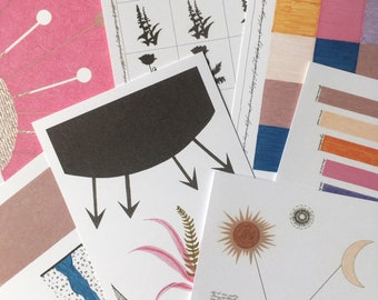 Blank Cards and Postcard Sets