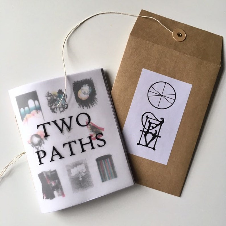 Poetry Books Two Paths