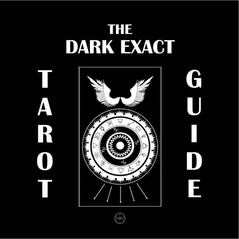 The Dark Exact Tarot Guide image 0
