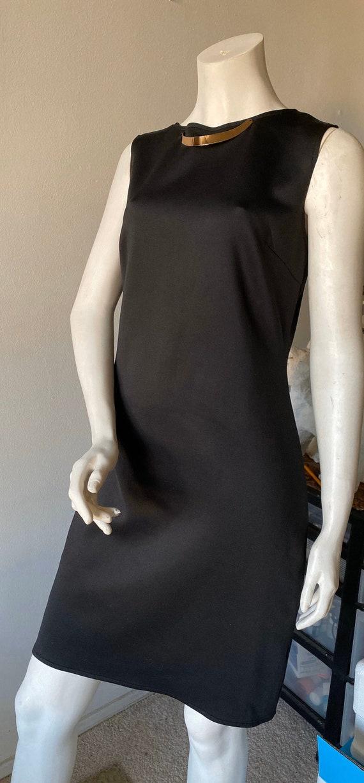 Little Black Cocktail Dress Tamnoon Woman M