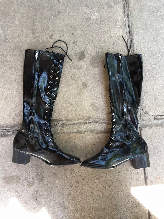 1960s deadstock GO GO boots
