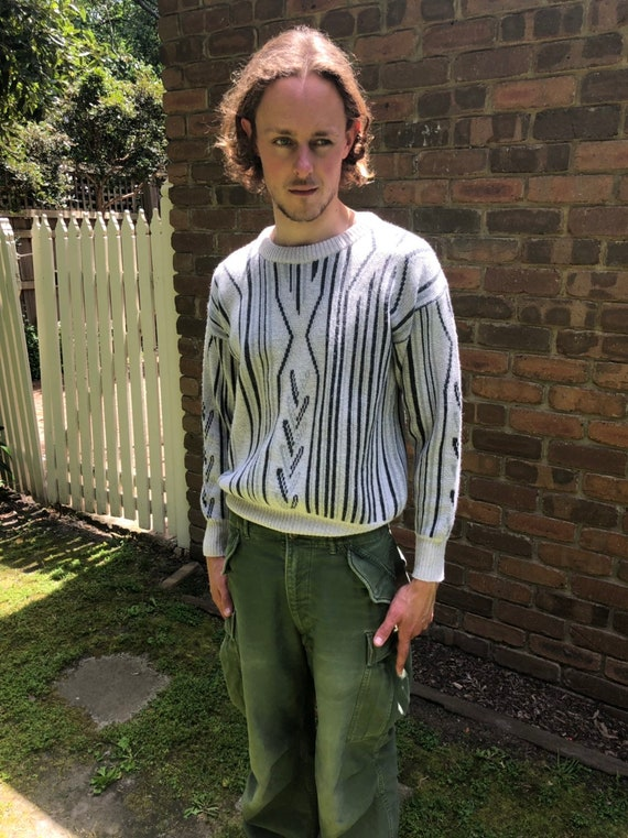 PURE WOOL PULLOVER - image 1
