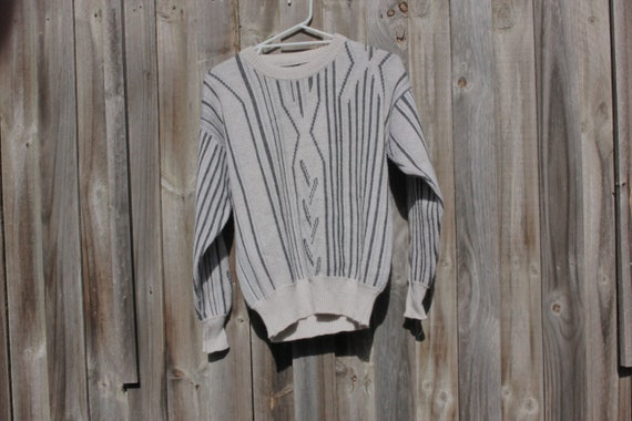PURE WOOL PULLOVER - image 4