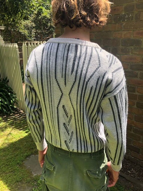 PURE WOOL PULLOVER - image 2