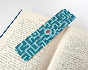 Ariadne's Thread Illustrated Bookmark - Greek Mythology, Ariadne, Labyrinth, Minotaur