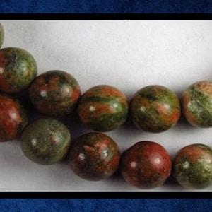MAIF-001 15 strand of 8mm round ball Natural gemstone beads Maifan Stone  Bakuhanseki
