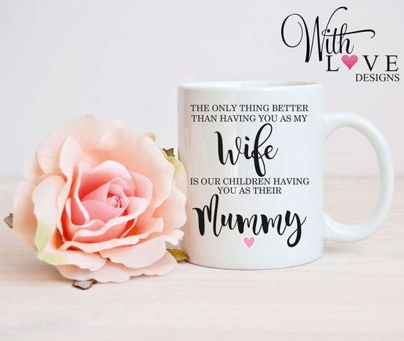 Personalized Travel Mug for Mom Mothers day gift listing children/'s names of their favorite Mommy or Mummysaurus!