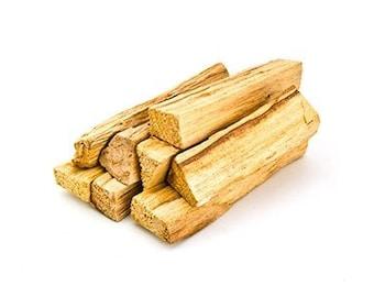 Fresh Palo Santo Sticks: Set of 3