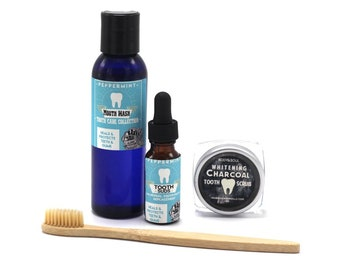 Organic Mouth Wash - Natural and Herbal
