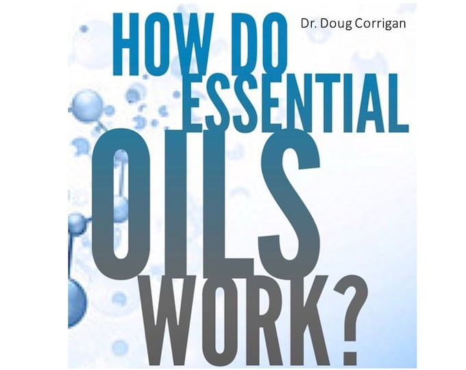 Featured listing image: CLASS - How Do Essential Oils Work