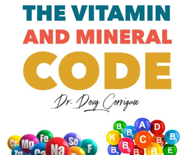 Featured listing image: The Vitamin and Mineral Code - Series