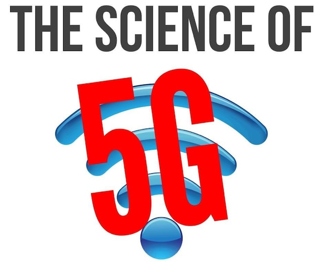 Featured listing image: The Science of Five G with Dr. Doug