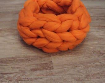 Chunky knit infinity Scarf, Chunky knit scarf, Loop scarf, Wool scarf, Merino wool scarf, Chunky scarf, chunky scarf, merino wool scarf