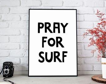 Pray for Surf Artwork Pack
