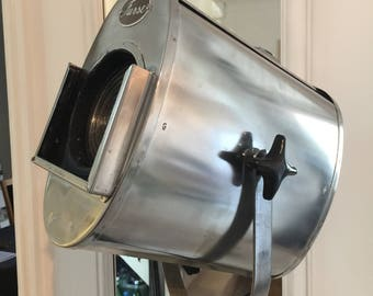 FURSE FRESNEL Theatre Light (Bespoke Options) - with shutters if required (additional charge - see below). With stand.