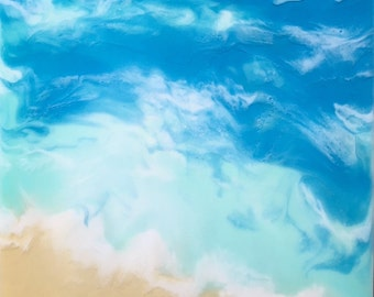 Resin Beach