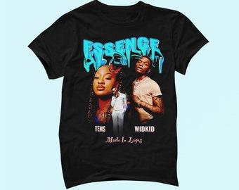 Wizkid and Tems (ESSENCE) Concert T shirt