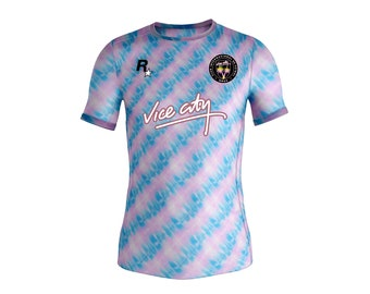 Vice City Grand Theft Auto Soccer Jersey