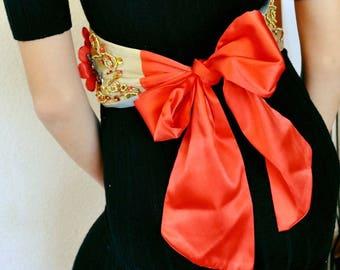 embroidered belt, fabric belt, girls gift, ribbon belt, girls belt, wedding gifts, embroidery fabric, jewelry fabric, christmas gifts