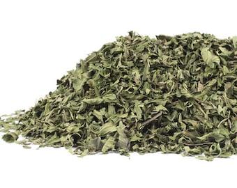 Certified Organic Peppermint Leaf - Dried Herb - 4oz