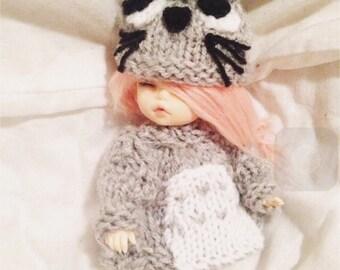 Totoro outfit for Pukifee/Lati Yellow