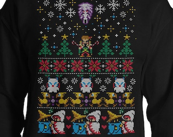 Gaming Ugly Sweaters Etsy