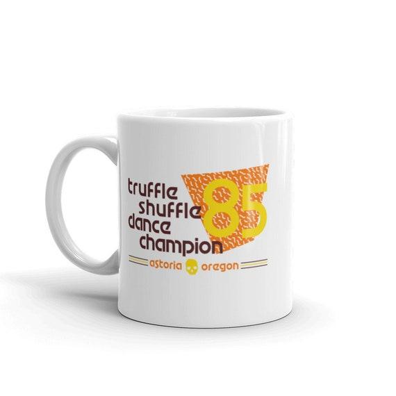 Truffle Shuffle Dance Champion 85 Mug