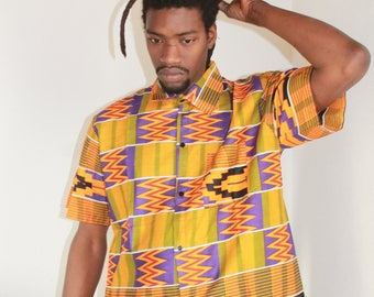 Sustainable * Help Africa < 3 Wax cotton African