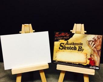 Robert Aragons Artist Proof Sketch card